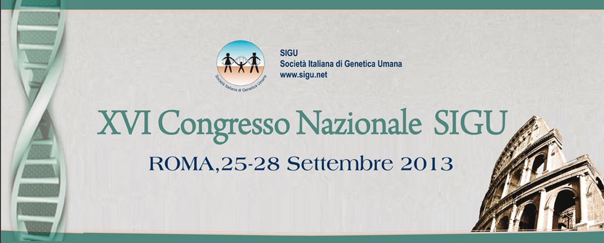 Microgenomics take part in XVI° SIGU Congress