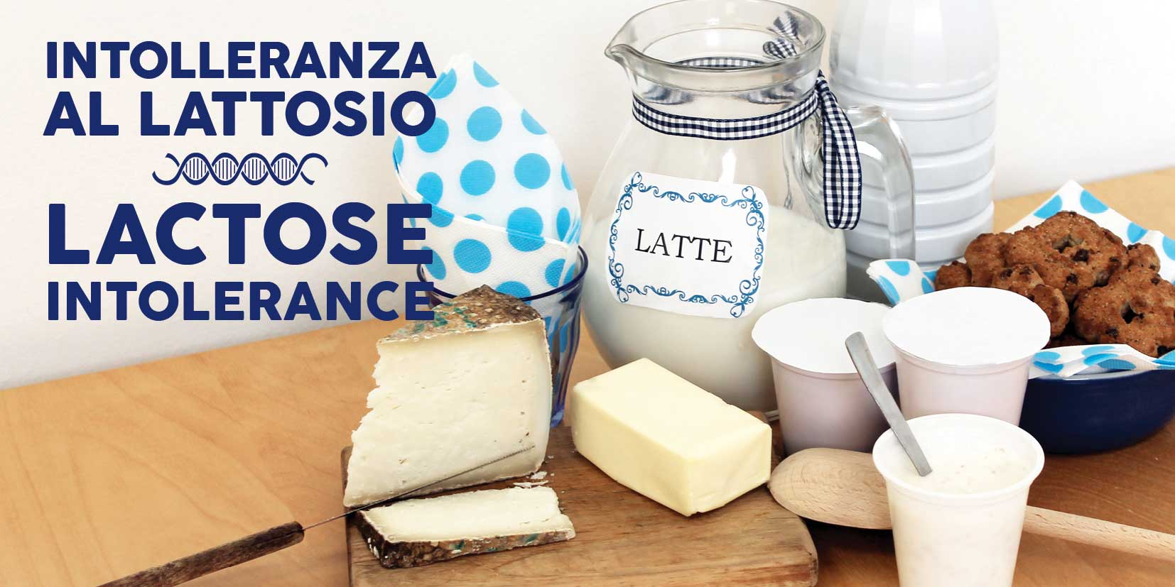 Lactose intolerance genetic test