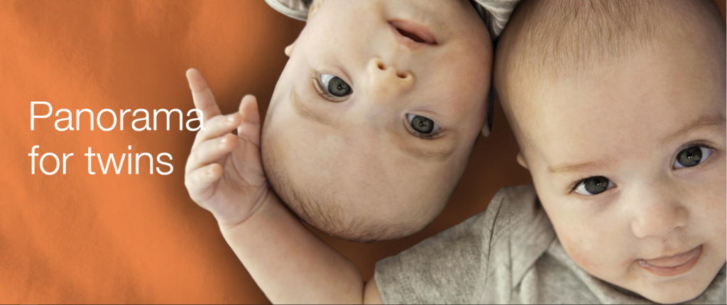 New in: Announcing Panorama for twins and egg donor pregnancies